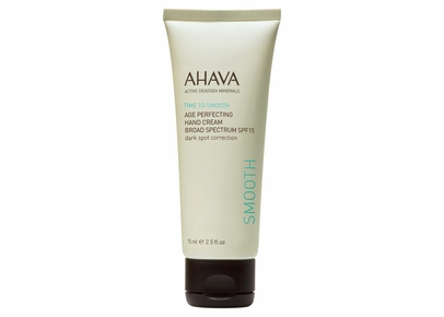 AHAVA - Time To Smooth Age Perfecting Hand Cream Broad Spectrum SPF15