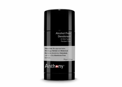Anthony Logistics - Alcohol Free Deodorant