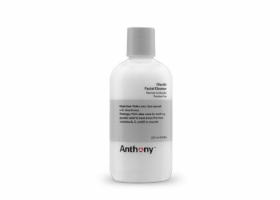 Anthony Logistics - Glycolic Facial Cleanser