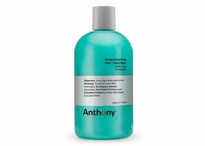 Anthony Logistics - Invigorating Rush Hair & Body Wash