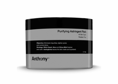 Anthony Logistics - Purifying Astringent Pads
