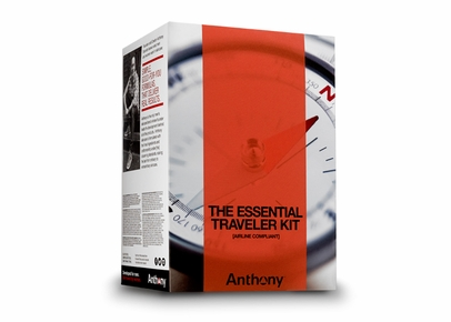 Anthony Logistics - The Essential Traveler Kit