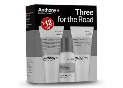 Anthony Logistics - Three For The Road Trio