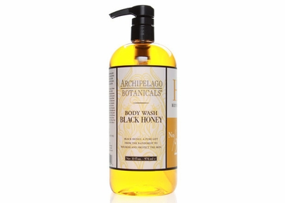 Archipelago Botanicals - Black Honey Body Wash (33 oz.)
