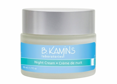 B. Kamins Chemist - Night Cream