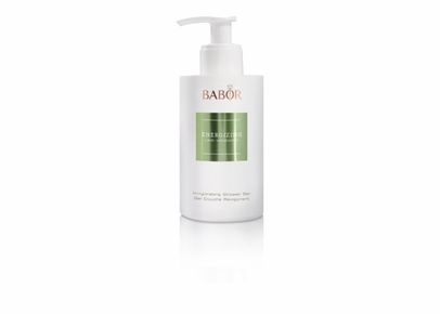 BABOR - Energizing Lime Mandarin Invigorating Shower Gel