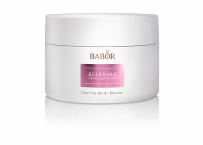 BABOR - Relaxing Lavender Mint Calming Body Butter