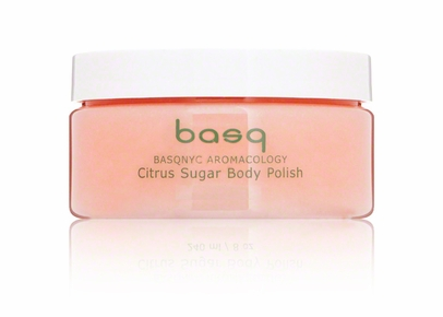 basq - Citrus Sugar Exfoliating Body Polish 4 oz. (GWP)