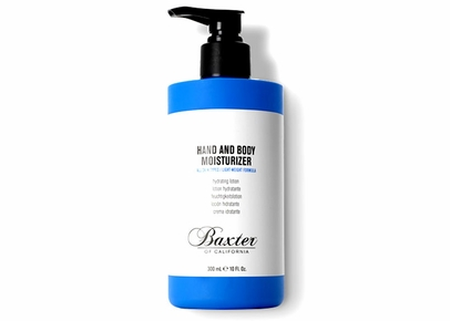 Baxter of California - Hand and Body Moisturizer