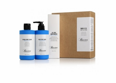 Baxter of California - Skincare 1.2.3 Kit