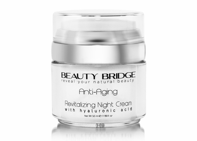 Beauty Bridge - Anti-Aging Revitalizing Night Cream