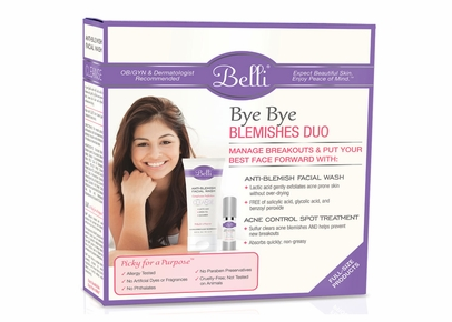 Belli - Bye Bye Blemishes Duo