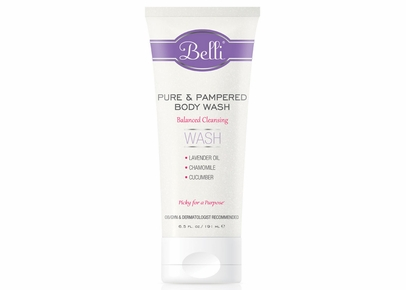 Belli - Pure & Pampered Body Wash