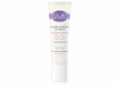 Belli - Sheer Comfort Lip Balm