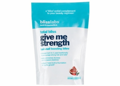 Bliss - Blisslabs Nutricosmetics Fatgirlcleanse Give Me Strength Hair+Nail Boosting Bites