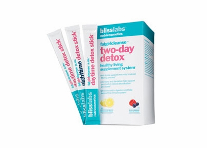 Bliss - Blisslabs Nutricosmetics Fatgirlcleanse Two-Day Detox
