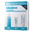 Bliss - Fabulous Complexion Perfecting Spa Facial Starter Kit
