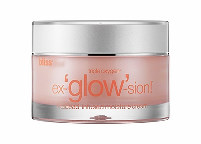 Bliss - Triple Oxygen Ex-'glow'-sion! Vitabead-Infused Moisture Cream