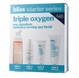 Bliss - Triple Oxygen Radiance Revving Spa Facial Starter Kit