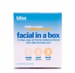 Bliss - Triple Oxygen to The Rescue! Facial in a Box