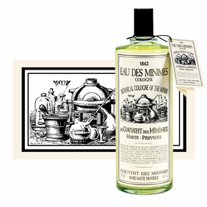 Botanical Cologne of the Minims