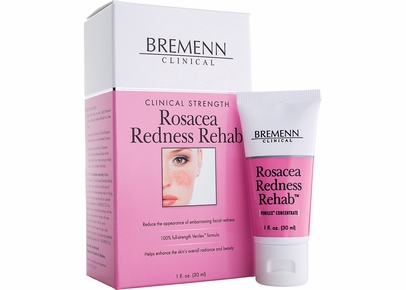 BREMENN Clinical - Rosacea Redness Rehab