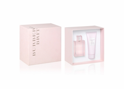 BURBERRY - Brit Sheer Gift Set (EDT+BL)