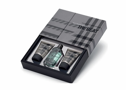 BURBERRY - The Beat For Men Gift Set