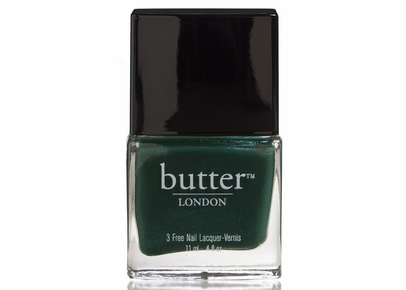 butter LONDON - 3 Free Nail Lacquer - British Racing Green