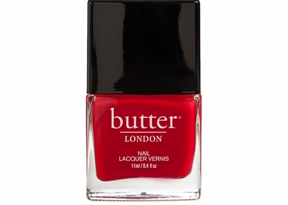 butter LONDON - 3 Free Nail Lacquer - Come To Bed Red