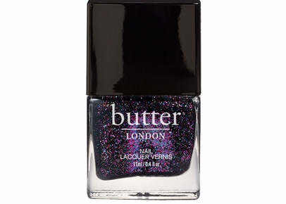 butter LONDON - 3 Free Nail Lacquer - The Black Knight