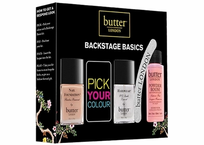 butter LONDON - Backstage Basics