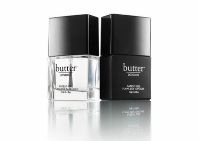 butter LONDON - Patent-Gel Top & Tails Set