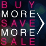 Buy More, Save More Sale - up to $60 off