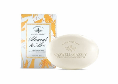 Caswell-Massey - Almond and Aloe Bar Soap