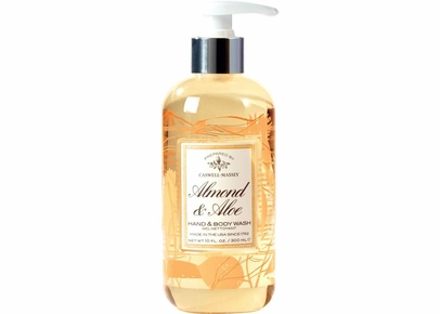 Caswell-Massey - Almond and Aloe Hand & Body Wash