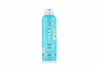 COOLA - Body SPF 15 Unscented Sunscreen Spray