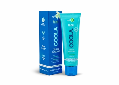 COOLA - SPF 30 Face Classic Moisturizing Sunscreen Cucumber