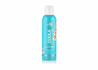 COOLA - Sport SPF 30 Citrus Mimosa Sunscreen Spray