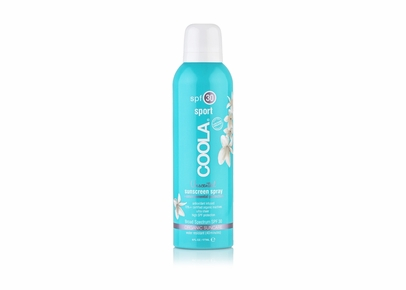 COOLA - Sport SPF 30 Unscented Sunscreen Spray