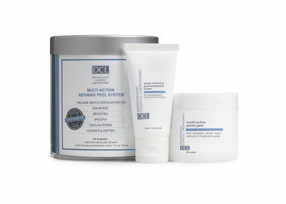 DCL - Multi-Action Refining Peel System