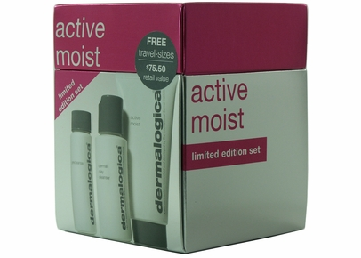 Dermalogica - Active Moist Limited Edition Set