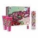 Ed Hardy - For Women Special Value Gift Set (EDP+BL+Mini EDP+SG)