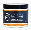 eShave - Shave Cream Orange Sandalwood