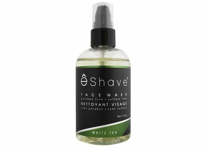 eShave - White Tea Face Wash