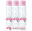 Evian - Mineral Water Spray (Travel Trio)