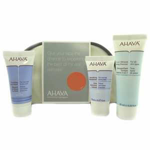 FREE AHAVA Gift Set with Purchase of AHAVA