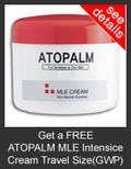 FREE ATOPALM MLE Intensive Cream Travel Size with Purchase of ATOPALM