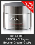 FREE BABOR Doctor Babor Dermacellular Collagen Booster Cream Travel Size with Purchase of BABOR
