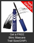 FREE Blinc Mascara Trial Size with Purchase of Blinc Cosmetics